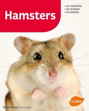 Hamsters - ulmer - 9782841389735 -