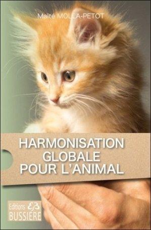 Harmonisation globale pour l'animal - Bussière - 9782850907555 -