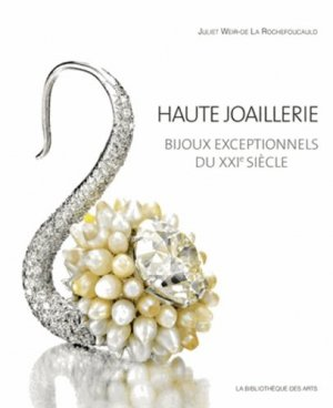 Haute joaillerie - la bibliotheque des arts - 9782884531801 -
