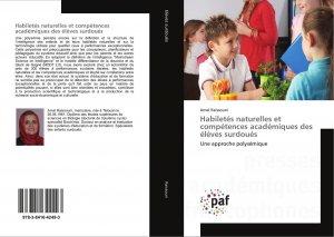 Habiletés naturelles et compétences académiques des élèves surdoués-presses académiques francophones-9783841642493