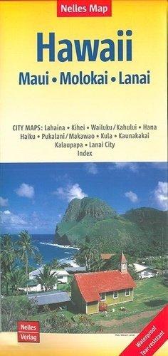 Hawaï : Maui-Molokay-Lanai - Editions Nelles - 9783865745477 -