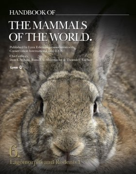 Handbook of the Mammals of the World, Volume 6: Lagomorphs and Rodents I - lynx - 9788494189234 -