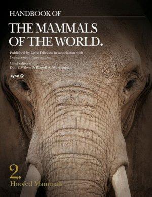 Handbook of the Mammals of the World, Volume 2: Hoofed Mammals - lynx - 9788496553774 -