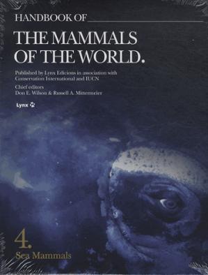 Handbook of the Mammals of the World, Volume 4: Sea Mammals - lynx - 9788496553934 -