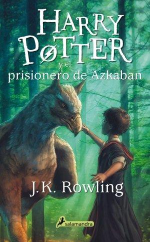 HARRY POTTER Y EL PRISIONERO DE AZKABAN - salamandra - 9788498386332 -