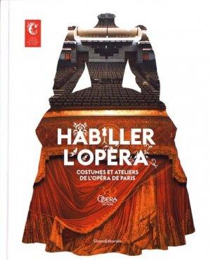Habiller l'opéra - silvana editoriale - 9788836640928 -