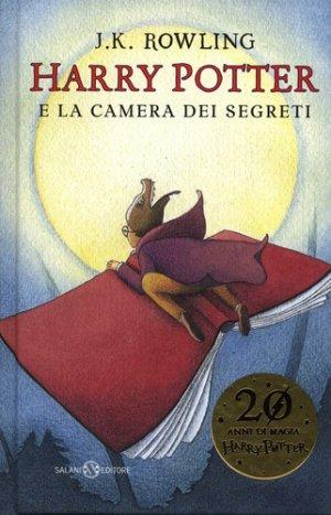 Harry Potter e la Camera dei Segreti - salani - 9788893814515 -
