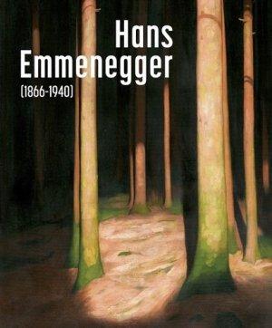 Hans Emmenegger (1866-1940) - snoeck - gent editions - 9789461616708 -