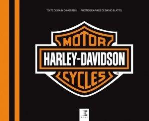 Harley-Davidson motorcycles - etai - editions techniques pour l'automobile et l'industrie - 9791028300852 -