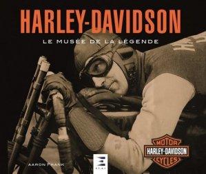 Harley-Davidson - etai - editions techniques pour l'automobile et l'industrie - 9791028303501 -