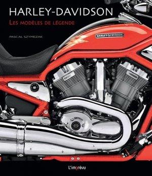 Harley-Davidson - de l'imprevu - 9791029507014 -