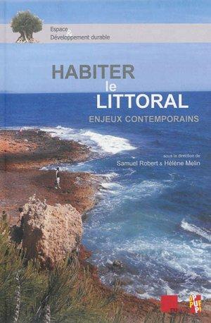 Habiter le littoral - publications de l'universite de provence - 9791032000847