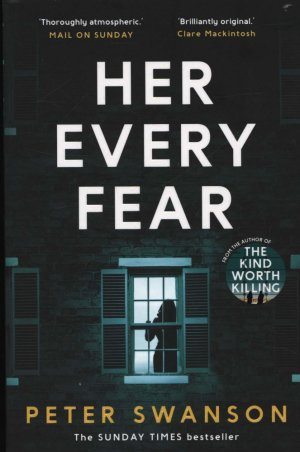 Her Every Fear - faber and faber - 9780571327126 -