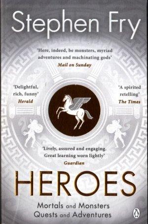 Heroes - penguin - 9781405940368 -