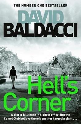 HELL'S CORNER  - pan books - 9781509851010 -