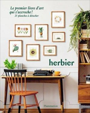 Herbier - Flammarion - 9782081495043 -