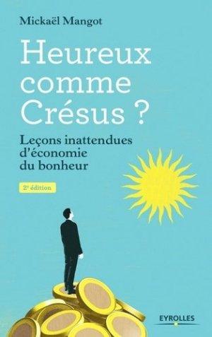 Heureux comme Crésus ? - eyrolles - 9782212567212 -