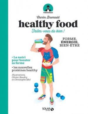Healthy food - solar  - 9782263149887 -