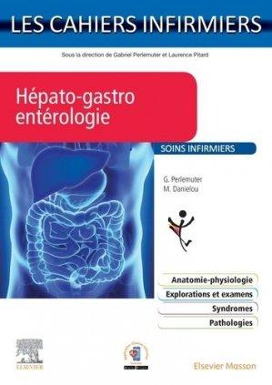Hépato-gastro-entérologie - elsevier / masson - 9782294758843 -