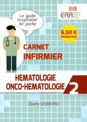 Hématologie Onco-hématologie - era grego - 9782371810716 -