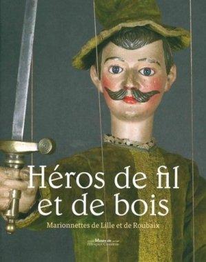 Héros de fils et de bois - Editions Invenit - 9782376800132 -