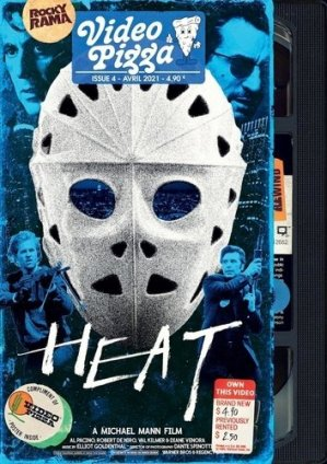 Heat - Rockyrama - 9782492095108 -
