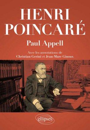 Henri Poincaré - ellipses - 9782729880347 -