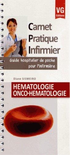 Hématologie - Onco-Hématologie - vernazobres grego - 9782818308523 -