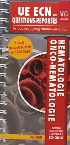 Hématologie - vernazobres grego - 9782818311363 -