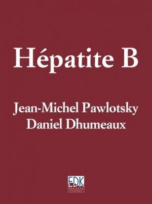 Hépatite B - EDK - 9782842541316 -