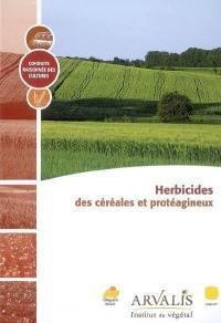 Herbicides céréales et protéagineux - arvalis - 9782864929970 -