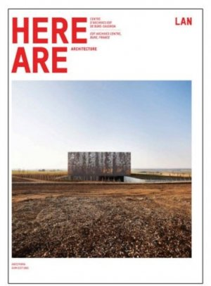 Here are - archives d'architecture moderne - 9782871432456 -