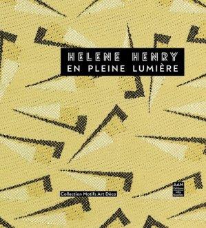Hélène Henry - aam - 9782871433873 -
