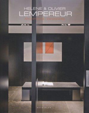 Helene & Olivier Lempereur - beta-plus - 9789089440594 -