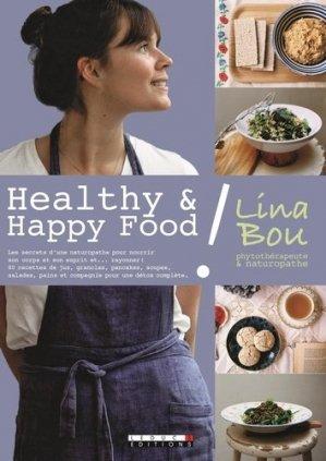 Healthy and happy food !-leduc-9791028504984