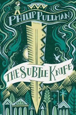 His Dark Materials: The Subtle Knife (Gift Edition) - scholastic - 9780702301681 -