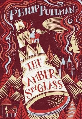His Dark Materials: The Amber Spy Glass(Gift Edition) - scholastic - 9780702301698 -