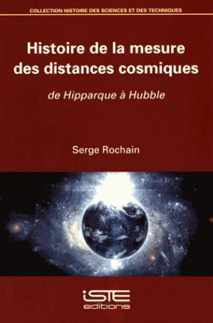 Histoire de la mesure des distances cosmiques - iste - 9781784052010 -