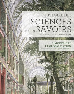 Histoire des sciences et des savoirs - du seuil - 9782021076776 -