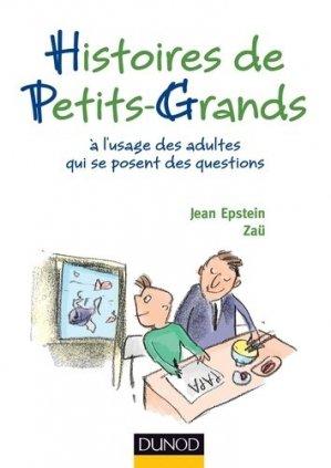 Histoires de Petits-Grands - dunod - 9782100701209 -