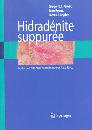 Hidradénite suppurée - springer verlag - 9782287720628 -