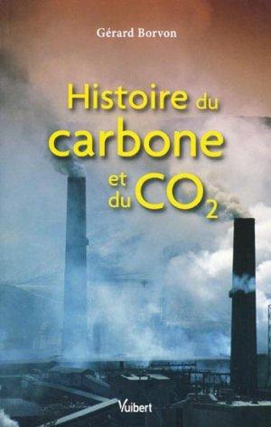 Histoire du carbone et du CO2 - vuibert - 9782311011913 -