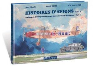 Histoires d'avions - idées plus - 9782374700403 -