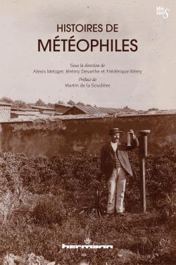 Histoires de météophiles - hermann - 9782705695149 -