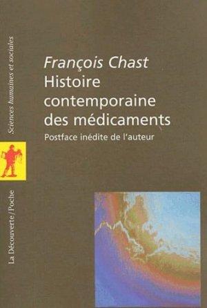 Histoire contemporaine des médicaments - la decouverte - 9782707136664 -