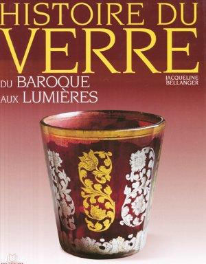 Histoire du verre Du Baroque aux Lumières - massin - 9782707205698 -