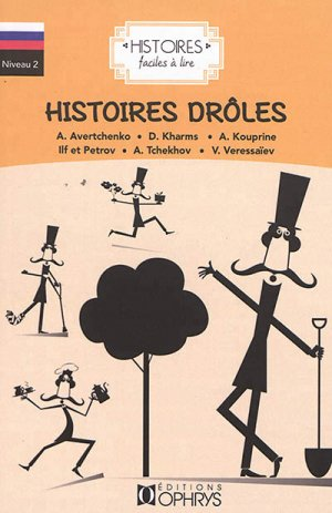 Histoires drôles - ophrys - 9782708015623 -