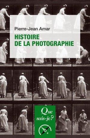 Histoire de la photographie - puf - 9782715402881 -