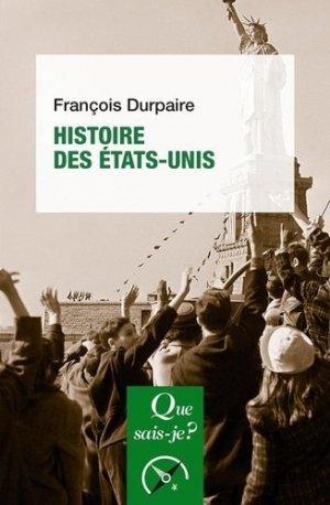 Histoire des États-Unis - puf - presses universitaires de france - 9782715404908 -