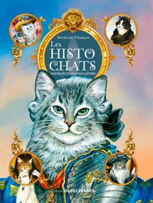 Histochats - Ouest-France - 9782737381836 -